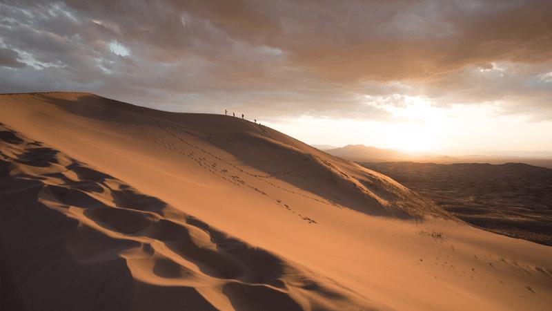Sortie quad dans le désert des Jbilets